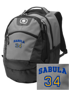 St Peter Parish Sabula Embroidered OGIO Rogue Backpack