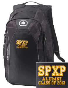 St Pius X Parish Urbandale Embroidered OGIO Marshall Backpack