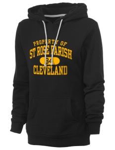 St Rose Parish Cleveland Women's Core Fleece Hooded Sweatshirt