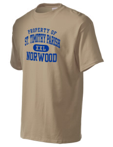 St. Timothy Parish Norwood Tall Men's Essential T-Shirt