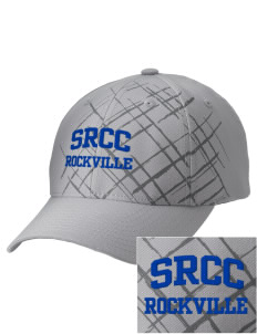 St. Raphael Catholic Church Rockville Embroidered Mixed Media Cap
