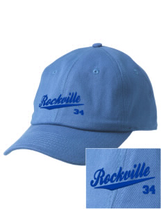 St. Raphael Catholic Church Rockville Embroidered Champion 6-Panel Cap