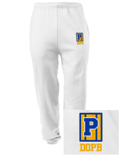 Diocese of Palm Beach Palm Beach Embroidered Men's Sweatpants with Pockets