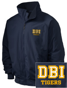 Don Bosco Technical Institute Tigers Embroidered Holloway Men's Tall Jacket