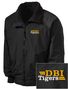 Don Bosco Technical Institute Tigers Embroidered Tall Men's Challenger Jacket