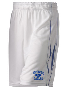 "Northwood Elementary School Eagles Holloway Women's Piketon Short, 8"" Inseam"