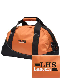 Lincolnwood Senior High School Lancers Embroidered OGIO Half Dome Duffel