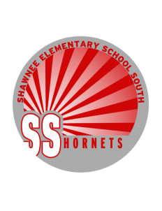 Shawnee Elementary School South Hornets Sticker