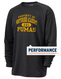 Northridge Academy High School Pumas Men's Ultimate Performance Long Sleeve T-Shirt