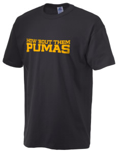 Northridge Academy High School Pumas  Russell Men's NuBlend T-Shirt
