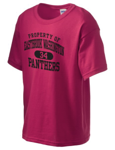 Eastbrook Washington Elementary School Panthers Kid's 6.1 oz Ultra Cotton T-Shirt