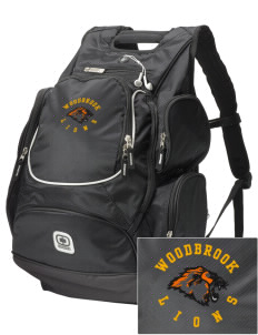 Woodbrook Elementary School Lions  Embroidered OGIO Bounty Hunter Backpack