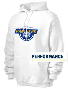 Pine Elementary School Panthers Russell Men's Dri-Power Hooded Sweatshirt