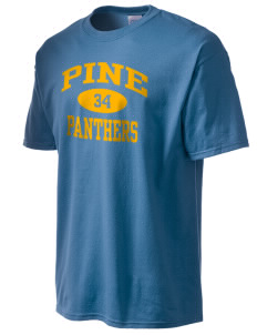 Pine Elementary School Panthers Men's Essential T-Shirt