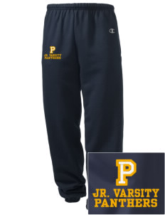 Pine Elementary School Panthers Embroidered Champion Men's Sweatpants