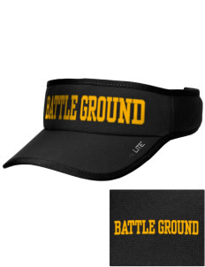 Battle Ground Middle School Tomahawks Embroidered Lite Series Active Visor