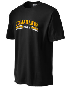 Battle Ground Middle School Tomahawks Men's Essential T-Shirt