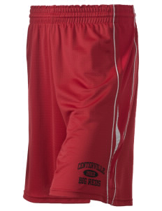 "Centerville High School Big Reds Holloway Women's Piketon Short, 8"" Inseam"