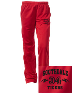 Southdale Elementary School Tigers Embroidered Women's Tricot Track Pants