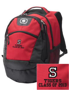 Southdale Elementary School Tigers Embroidered OGIO Rogue Backpack