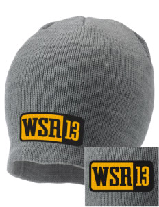 Waverly-Shell Rock Junior High School Hawks Embroidered Knit Cap