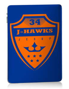 Jesup High School J-Hawks Apple iPad Skin