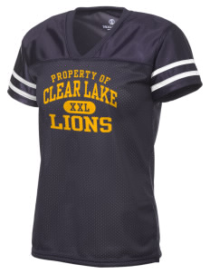 Clear Lake Junior High School Lions Holloway Women's Fame Replica Jersey