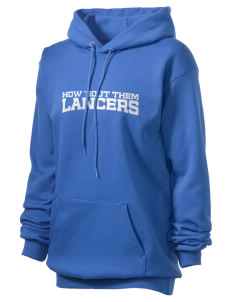 Meservey-Thornton School Lancers Unisex Hooded Sweatshirt