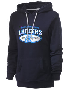 Meservey-Thornton School Lancers Women's Core Fleece Hooded Sweatshirt