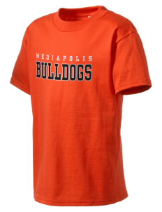 Mediapolis Middle School Bulldogs Kid's Essential T-Shirt