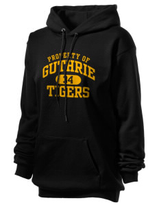 Guthrie Center Junior High School Tigers Unisex Hooded Sweatshirt