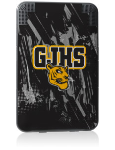 Guthrie Center Junior High School Tigers Kindle Keyboard 3G Skin
