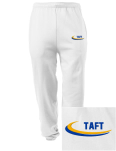 Taft Elementary School Wildcats Embroidered Men's Sweatpants with Pockets