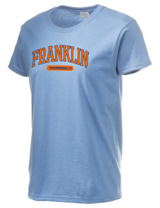 Franklin Middle School Thunderbolts Women's 6.1 oz Ultra Cotton T-Shirt