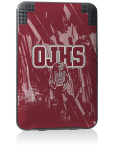 Oskaloosa Junior High School Indians Kindle Keyboard 3G Skin
