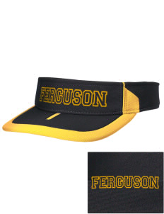 Ferguson Elementary School Mustangs Embroidered M2 Sideline Adjustable Visor