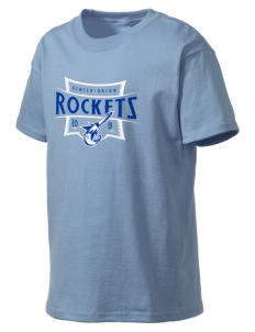 Remsen-Union Community School Rockets Kid's Essential T-Shirt