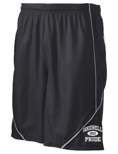 "Goodrell Middle School Pioneers Men's Pocicharge Mesh Reversible Short, 9"" Inseam"