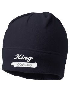 King Elementary School Koalas Embroidered Fleece Beanie
