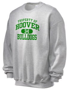 Hoover Elementary School Bulldogs Ultra Blend 50/50 Crewneck Sweatshirt