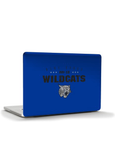 "Blue Grass Elementary School Wildcats Apple Macbook Pro 17"" (2008 Model) Skin"