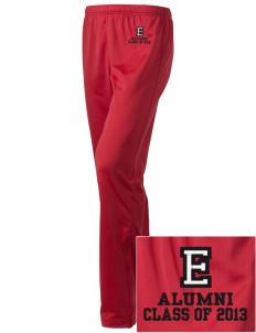 East Middle School Spartans Embroidered Holloway Women's Contact Warmup Pants