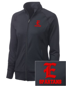 East Middle School Spartans Women's NRG Fitness Jacket