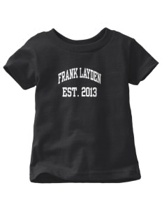Frank Layden Elementary School Raiders  Toddler Jersey T-Shirt