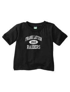 Frank Layden Elementary School Raiders Toddler T-Shirt