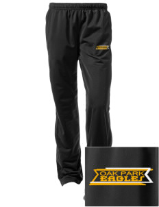 Oak Park Elementary School Eagles Embroidered Women's Tricot Track Pants