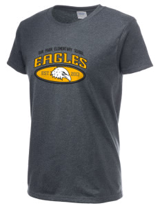 Oak Park Elementary School Eagles Women's 6.1 oz Ultra Cotton T-Shirt
