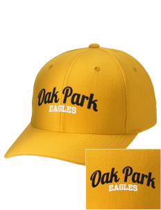 Oak Park Elementary School Eagles Embroidered Wool Adjustable Cap