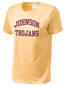 Johnson Elementary School Trojans Women's Essential T-Shirt