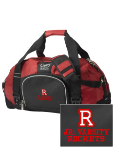 Rineyville Elementary School Rockets  Embroidered OGIO Big Dome Duffel Bag